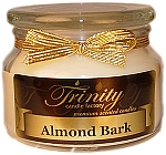 Almond Bark - Traditional - Soy Jar Candle - 12 oz