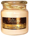 Almond Bark - Traditional - Soy Jar Candle - 18 oz