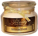 Attraction - Traditional - Soy Jar Candle - 12 oz