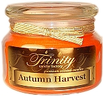 Autumn Harvest - Traditional - Soy Jar Candle - 12 oz