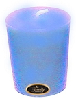 Baby Powder - Blue  - Votive Candle - Single