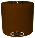 Caramel Toffee - Pillar Candle - 6x6