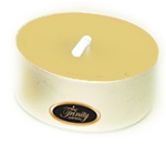 French Vanilla - Tea Light Candle - 8 Pack