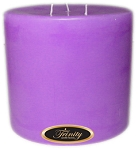 Lavender - Pillar Candle - 6x6