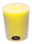 Lemon Chiffon - Votive Candle - Single
