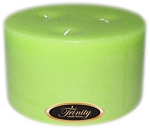 Moroccan Melon - Pillar Candle - 6x3