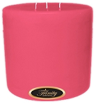 Rose - Pillar Candle - 6x6