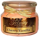 Cherry Vanilla - Traditional - Soy Jar Candle - 12 oz