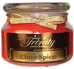 Clove Spice - Traditional - Soy Jar Candle - 12 oz