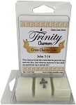 Cross Charm Wax Melts - Bible Scripture - John 3:16