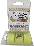 Cross Charm Wax Melts - Bible Scripture - Jerimiah 29:11