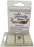 Cross Charm Wax Melts - Bible Scripture - Romans 8:28