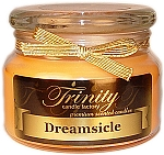 Orange Vanilla - Traditional - Soy Jar Candle - 12 oz