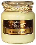 Frangipani - Traditional - Soy Jar Candle - 18 oz