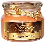 Gingerbread - Traditional - Soy Jar Candle - 12 oz