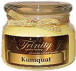Kumquat - Traditional - Soy Jar Candle - 12 oz