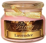 Lavender Vanilla - Traditional - Soy Jar Candle - 12 oz