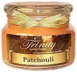Patchouli - Traditional - Soy Jar Candle - 12 oz