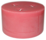 Strawberry Kiwi - Pillar Candle - 6x3