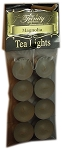 Magnolia - Tea Light Candle - 8 Pack