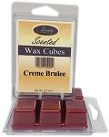 Creme Brulee - Scented Wax Cube Melts - 3.25 oz.