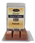 Patchouli - Scented Wax Cube Melts - 3.25 oz