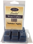 Summer Nights - Scented Wax Cube Melts - 3.25 oz