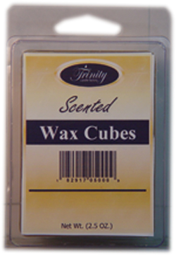 how to make scented candle wax cubes