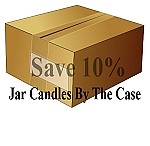 Traditional 12 oz Soy Jar Candle - Case
