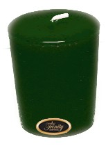 Christmas Tree - Votive Candle - Single