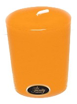 Orange Vanilla - Votive Candle - Single