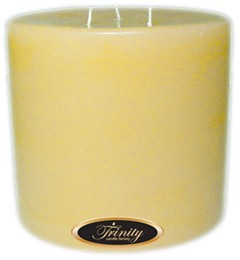 French Vanilla - Pillar Candle - 6x6