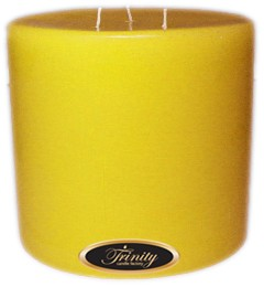 Pineapple Parfait - Pillar Candle - 6x6