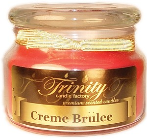 Creme Brulee - Traditional - Soy Jar Candle - 12 oz