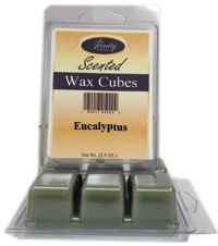 Eucalyptus - Scented Wax Cube Melts