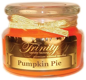 Pumpkin Pie - Traditional - Soy Jar Candle - 12 oz