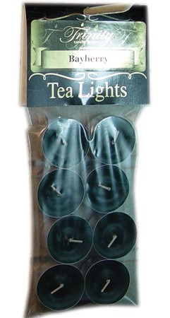 Bayberry - Tea Light Candle - 8 Pack