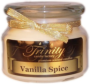 Vanilla Spice - Traditional - Soy Jar Candle - 12 oz