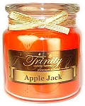 Apple Cinnamon - Traditional - Soy Jar Candle - 18 oz