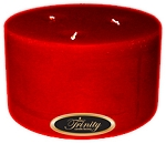 Black Cherry - Pillar Candle - 6x3