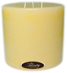 Christmas Remembered - Pillar Candle - 6x6