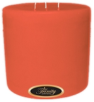 Georgia Peach - Pillar Candle - 6x6