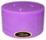 Lavender - Pillar Candle - 6x3