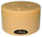 Sandalwood - Pillar Candle - 6x3