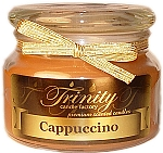Cappuccino - Traditional - Soy Jar Candle - 12 oz