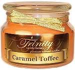 Caramel Toffee - Traditional - Soy Jar Candle - 12 oz
