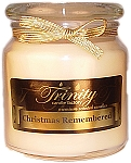 Christmas Remembered - Traditional - Soy Jar Candle - 18 oz