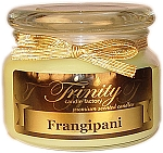 Frangipani - Traditional - Soy Jar Candle - 12 oz