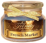 French Market - Traditional - Soy Jar Candle - 12 oz