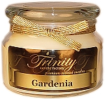 Gardenia - Traditional - Soy Jar Candle - 12 oz